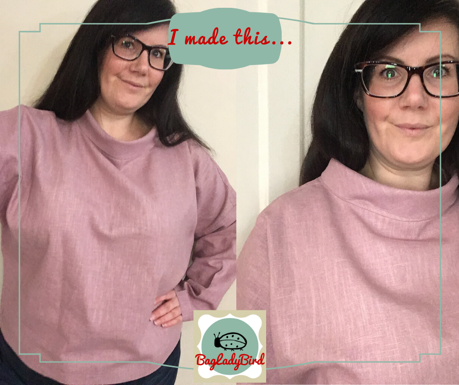 I made this... Paper Theory LB Pullover