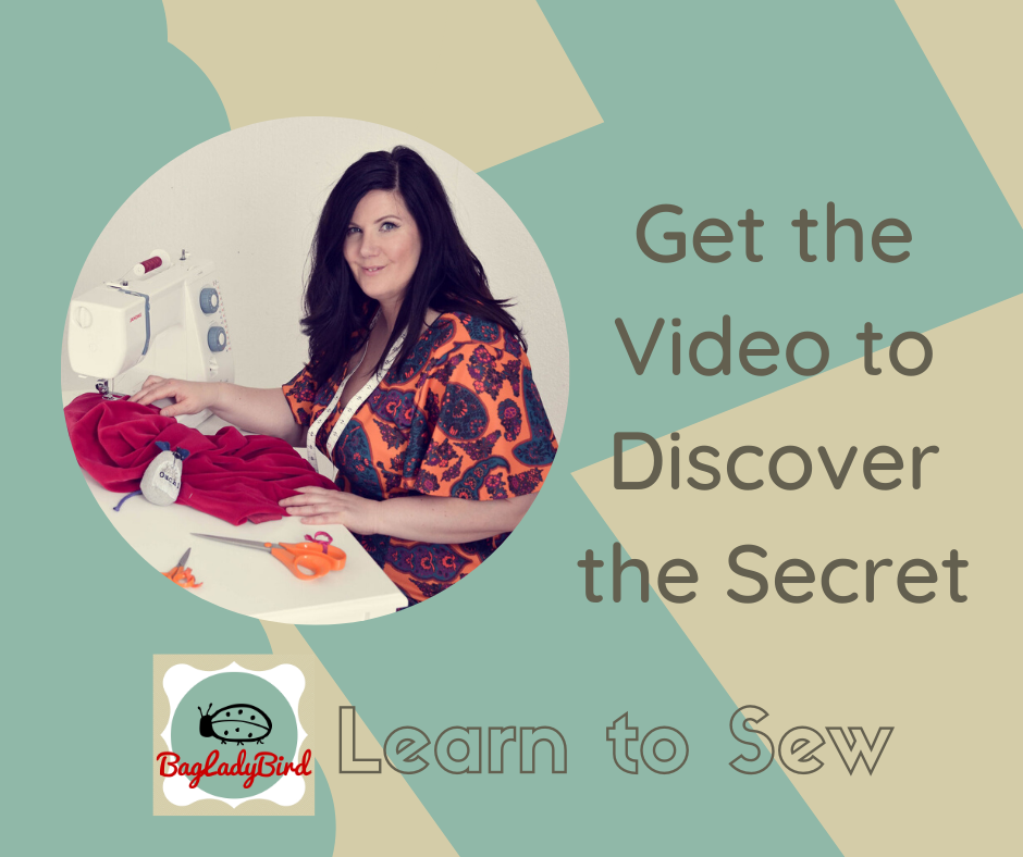 The Secret Starting Point to Sewing your own Great Fitting Clothes FB