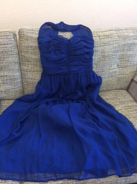 Prom dress from university