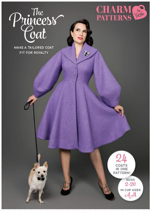 Sewing Goals for 2021 - Princess Coat