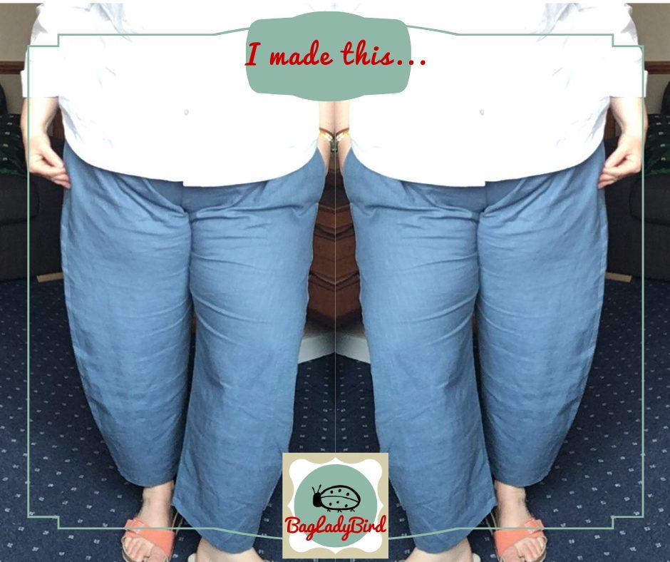 Style Arc Bob Pants Sew Along